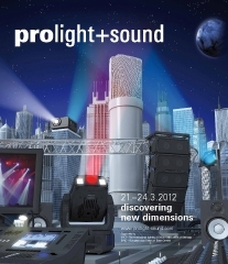 Prolight + Sound 2012
