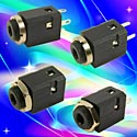 professional quality 3.5mm jack sockets from Cliff Electronics