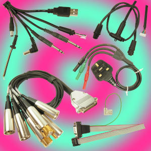 Custom Cables and Cable Assemblies from Cliff Electronics