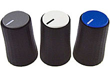 K88 rotary control knobs