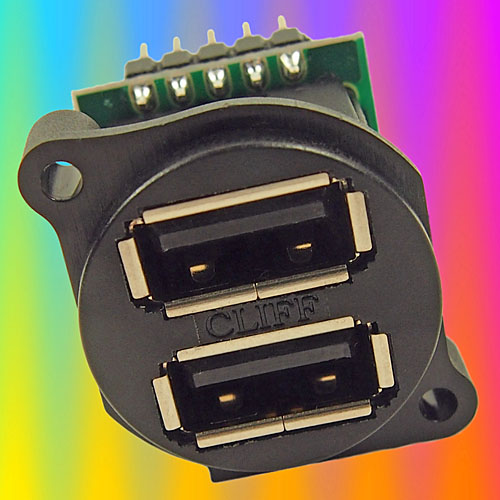 optical jack sockets